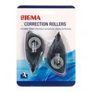 Корректирующая лента SIGMA 5мм*6м (2 шт)