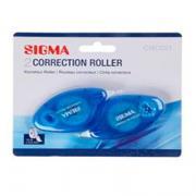 Корректирующая лента SIGMA 2мм*10м (2шт)