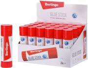 Клей-карандаш Berlingo Ultra, 104281, белый, 21 г х 24 шт