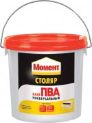 "Клей Момент ""Stolyar Pva Glue Uni"", 3 кг"