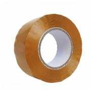 Клейкая лента скотч 5.5 см (Желтый)