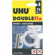 UHU 46855 Doppelband Лента клеящая двухсторонняя (двухсторонний скотч)