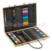 Djeco Большой набор: карандаши, фломастеры, краски