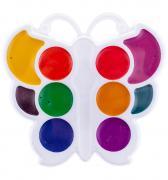 Краски акварельные Луч Бабочка