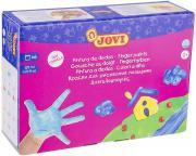 Краски пальчиковые JOVI 6 цветов х 125 мл
