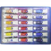 Набор красок акварель 36 цветов по 10мл в тубах Reeves