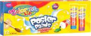 Набор красок гуашь плакатных 12 цветов по 30мл Colorino Kids