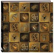 Скетчбук «Игра Престолов. Гербы домов», 48 листов