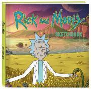Скетчбук «Рик и Морти. Рик в поле», 48 листов