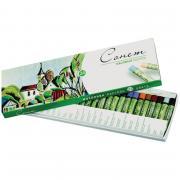 """Пастель масляная """"Сонет"""", 24 цвета, картон. уп. 113959"""
