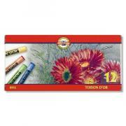 Пастель сухая, 12 цветов Koh-i-noor 5812/12