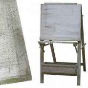 Мольберт хлопушка детский 1040х570х470мм с бумагой +полка+ящик