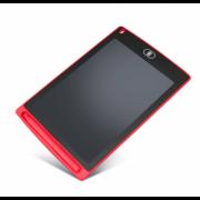 Планшет для рисования с цифровым ЖК-дисплеем 8,5 дюймов (Красный)