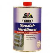 Специальный разбавитель для краски Dufa Betoplast Spezial-Verdunner / Дюфа Бетопласт Вердуннер