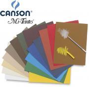 Картон Canson Mi-Teintes, для паспарту, 1.5 мм, 80 x 120 см, 1090 гр/м2