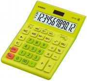 Калькулятор настольный Casio GR-12C-GN цвет салатовый