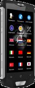 Электронный голосовой переводчик (портативный карманный словарь для туриста) Next Discovery XT