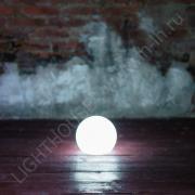 Светящийся шар белый Moonlight 20 см 220V White_YM