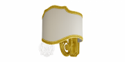 Migliore Mirella светильник настенный ML.MRL-LP12 золото