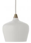 Лампа подвесная Cohen 16.3 см, матовая белая Frandsen