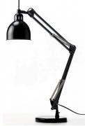 Лампа настольная Job, черная матовая Frandsen