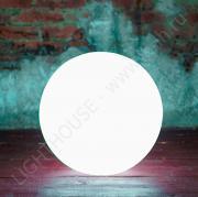 Светящийся шар белый Moonlight 60 см 220V White_YM