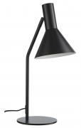 Лампа настольная Lyss, черная матовая Frandsen