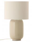 Лампа настольная Cadiz, серо-коричневая Frandsen