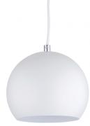 Лампа подвесная Ball Frandsen белая матовая