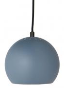 Лампа подвесная Ball, темно-голубая, матовое покрытие Frandsen