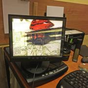 """Портативный USB Монитор LCD 10.4"""" 800x600, модель:ESP-DISP-10-U-1, Espada"""