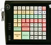 Программируемая POS-клавиатура POSUA LPOS-064-M12 черная