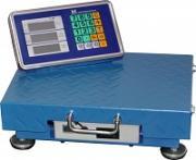 Весы торговые платформенные ВЭТ-60-20-1С-РАБ (беспроводные)