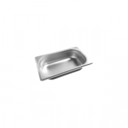 Гастроемкость GN1/4*65mm, 265х162х65*0,6мм (нерж.сталь)