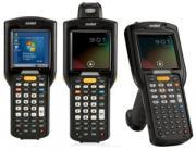 ZEBRA MC3200: 802.11 a / b / g / n, BT, Ful Audio, SS, 2D SE4750, Color-touch display, 38 Key, HCB, CE 7.x Pro, 512MB RAM / 2GB ROM, ENG, WW
