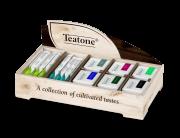 Бокс деревянный TEATONE, пакетики и стики, 382*190*180 мм