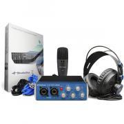 Внешняя студийная звуковая карта PreSonus AudioBox 96 STUDIO