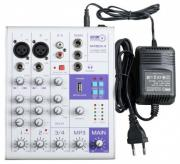 Free Sound Mixbox-4 - Микшерный пульт