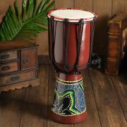 Африканский барабан джембе (? 40 см, ? 18 см)