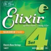 Elixir 14077 - Струны для бас-гитары