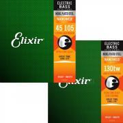 ELIXIR 14087 + ELIXIR 15433 XLong Scale Set 35+ NANOWEB MEDIUM - (45-65-85-105-130tw)