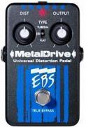 Ebs Metaldrive - Басовый овердрайв-дисторшн
