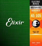 ELIXIR 14087 NANOWEB MEDIUM XLong Scale - (45-65-85-105)