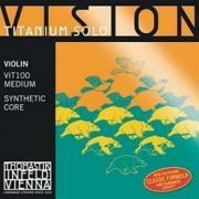 Thomastik Vision Titanum Solo Vit100 - cтруны для скрипки 4/4