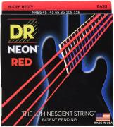 DR NEON HiDef Red NRB5-45 - (45-65-85-105-125)
