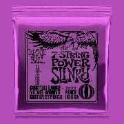 11-58 Ernie Ball 2620 7-String Power Slinky