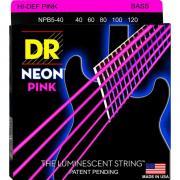 DR NEON HiDef Pink NPB5-40 - (40-60-80-100-120)