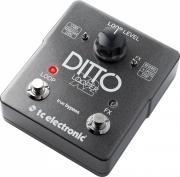 Tc Electronic Ditto X2 Looper - педаль стерео лупер для гитары