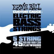45-130 Ernie Ball 2810 Flatwound 5 String