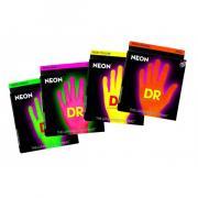 Dr Npb-45 Neon - Струны для бас-гитары люминесцентные (45-105)